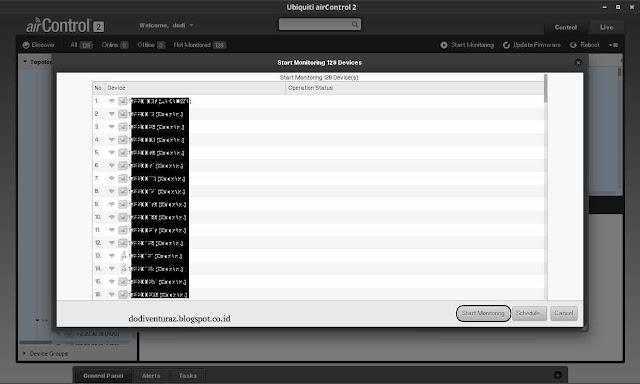 Cara Konfigurasi Server AirControl2 Ubiquity