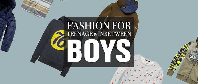 Jongens kleding