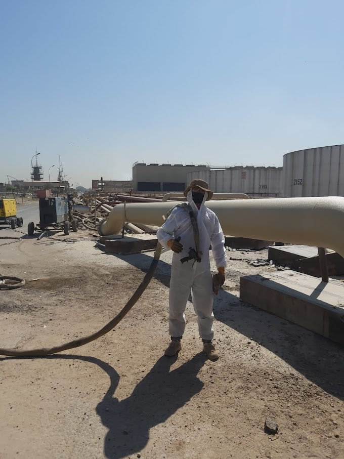 ArmorThane Protects Oil Pipelines