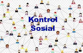 kontrol sosial