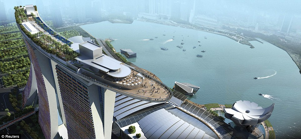 Shampalove take me to the infinity pool now - Hotel singapore swimming pool on roof ...