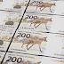 Conheça os elementos de segurança da nova cédula de R$ 200