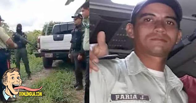 Policía asesinado con 16 tiros al Sur del Lado de Maracaibo