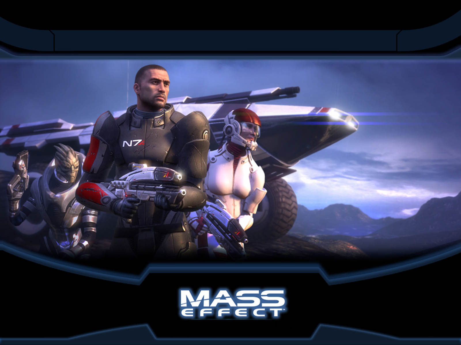 Download Cars Wallpapers For Windows Xp Wallpapers Mass Effect
