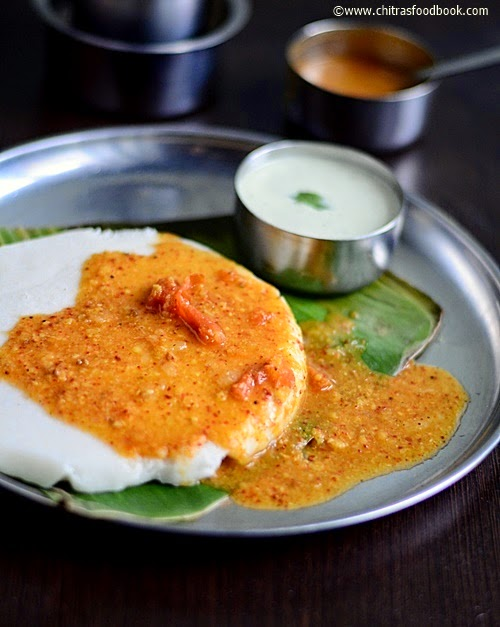 Karnataka special thatte idli recipe