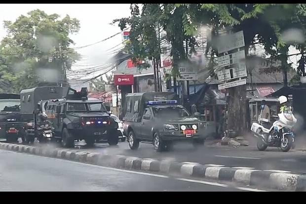 Pasukan Koopssus Datangi Markas FPI, Pengamat Sebut Isyarat Keras bagi Habib Rizieq
