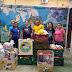 Motoristas de aplicativo arrecadam alimentos para o IACC, em Barbalha
