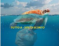 Logo Giornata Mondiale dell'Ambiente : tutto a - 50% di sconto ! affrettati