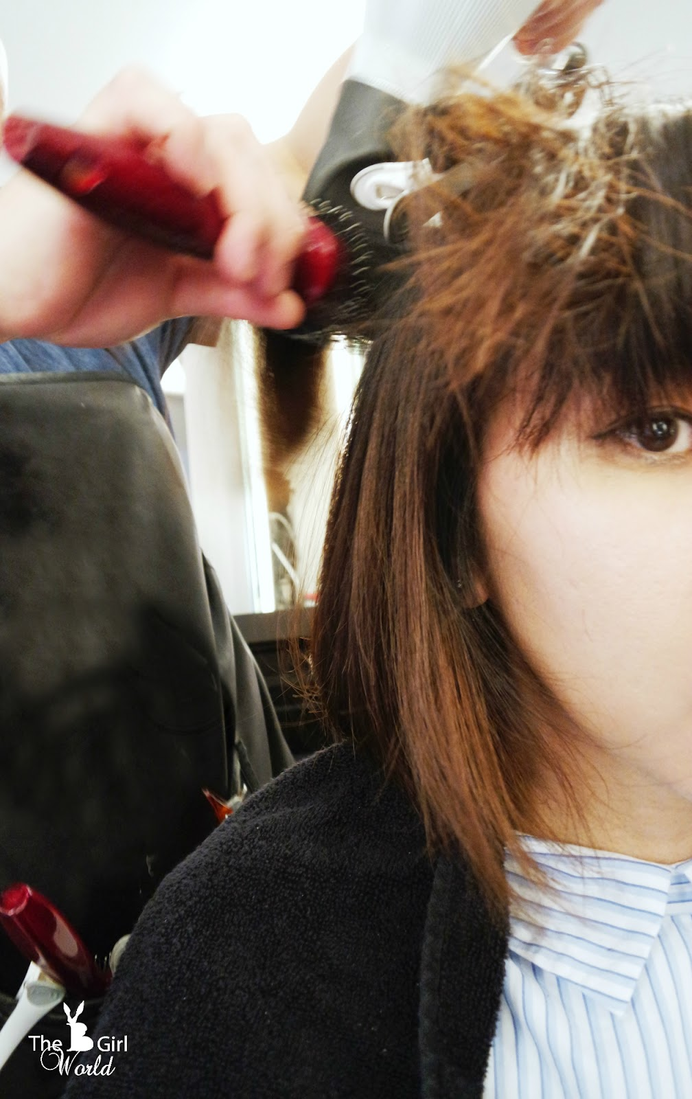 KGloss \u0026 Olaplex Hair Treatment @ MEGLIO Melaka ~ by Bowie Cheong