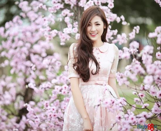 Á hậu xinh đẹp quyến rũ- gái đẹp Tú Anh P1 - Kho ảnh gái