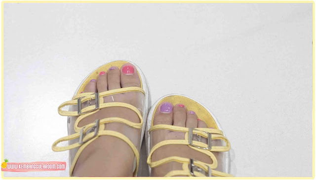 meni pedi di lineation salon