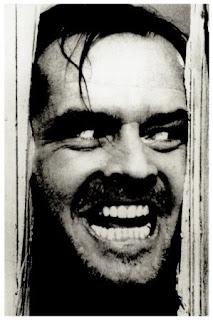 The Shining Movie Poster, Jack Nicholson, Stephen King Store