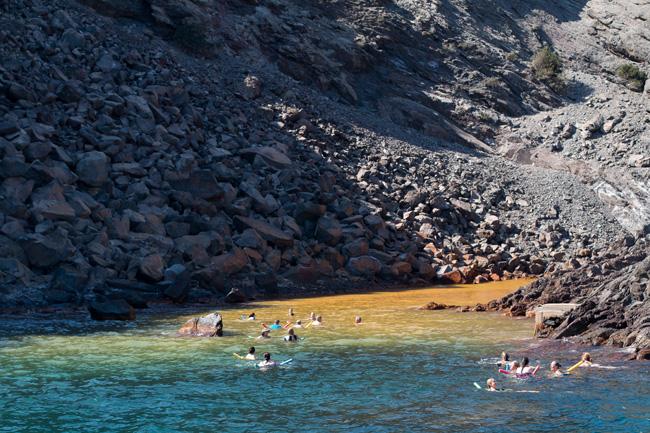 Santorini wyspa jak z obrazka