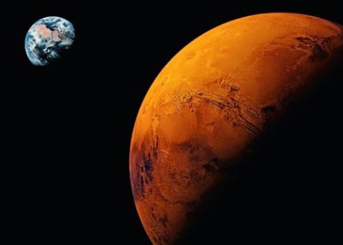 Menerokai Planet Marikh