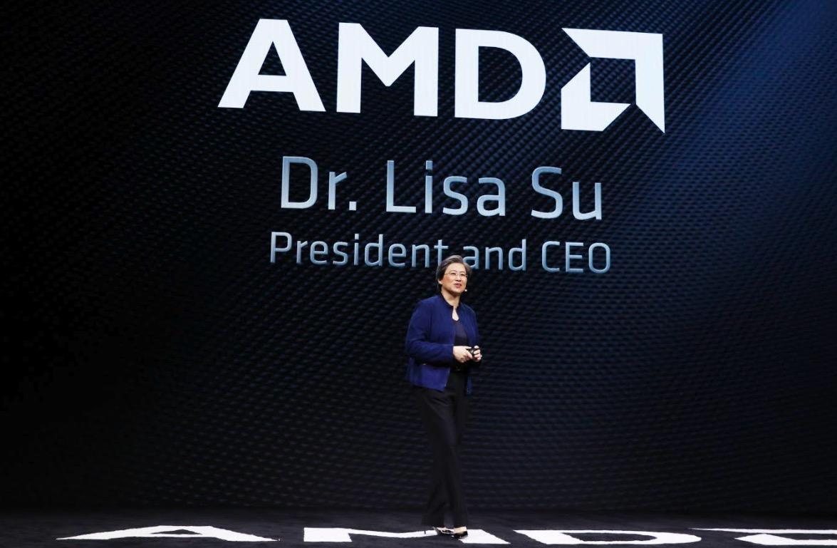 Dr. Lisa Su, President dan CEO AMD Berikan Keynote di CES 2021