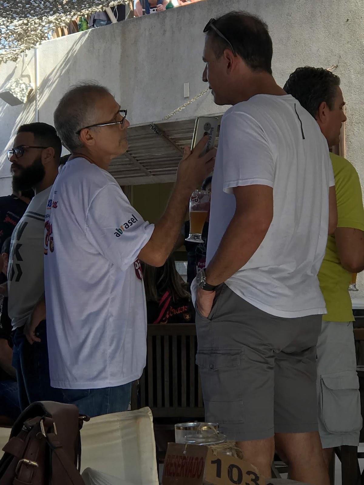 127b4beaee3f3 Secretário destaca  Bar em Bar 2018  como grande alavancador do Turismo  Cearense