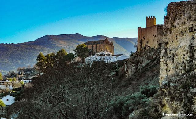 Igreja do Espírito Santo, uma das mais antigas de Ronda, Andaluzia