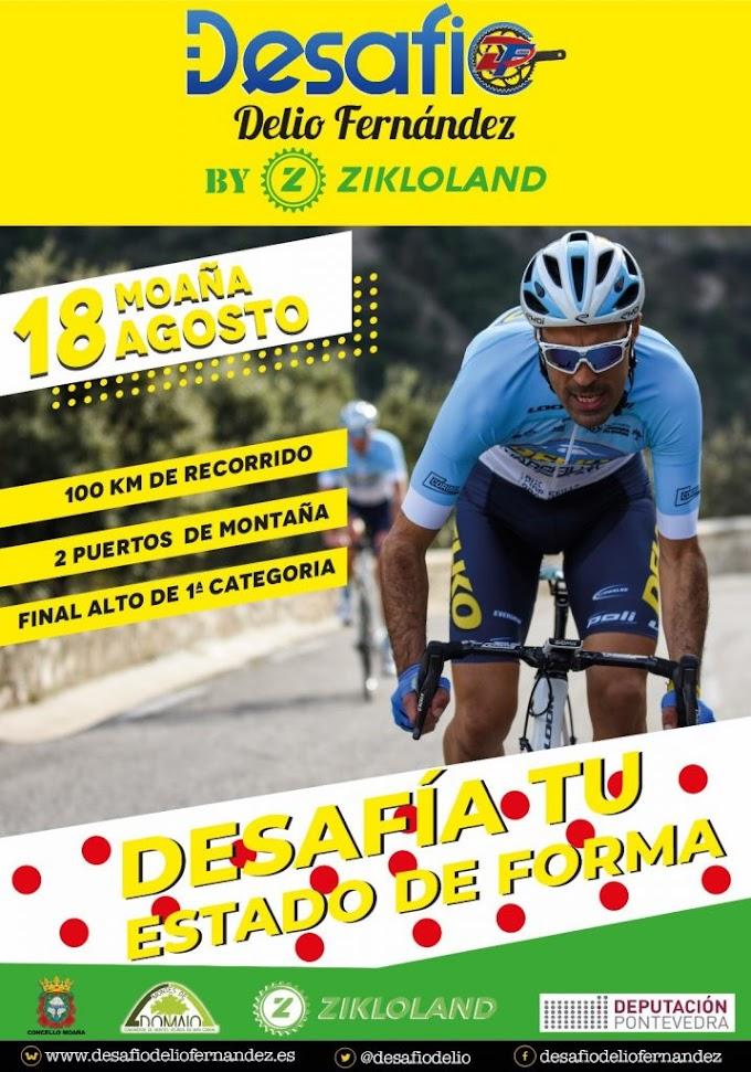 El IV Desafío Delio Fernández tendrá como invitado especial a Javier Mínguez