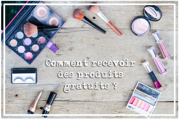 tester des produits de beauté gratuitement