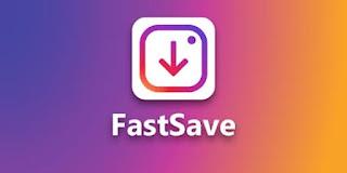 cara download video instagram menggunakan apliaksi fastsave