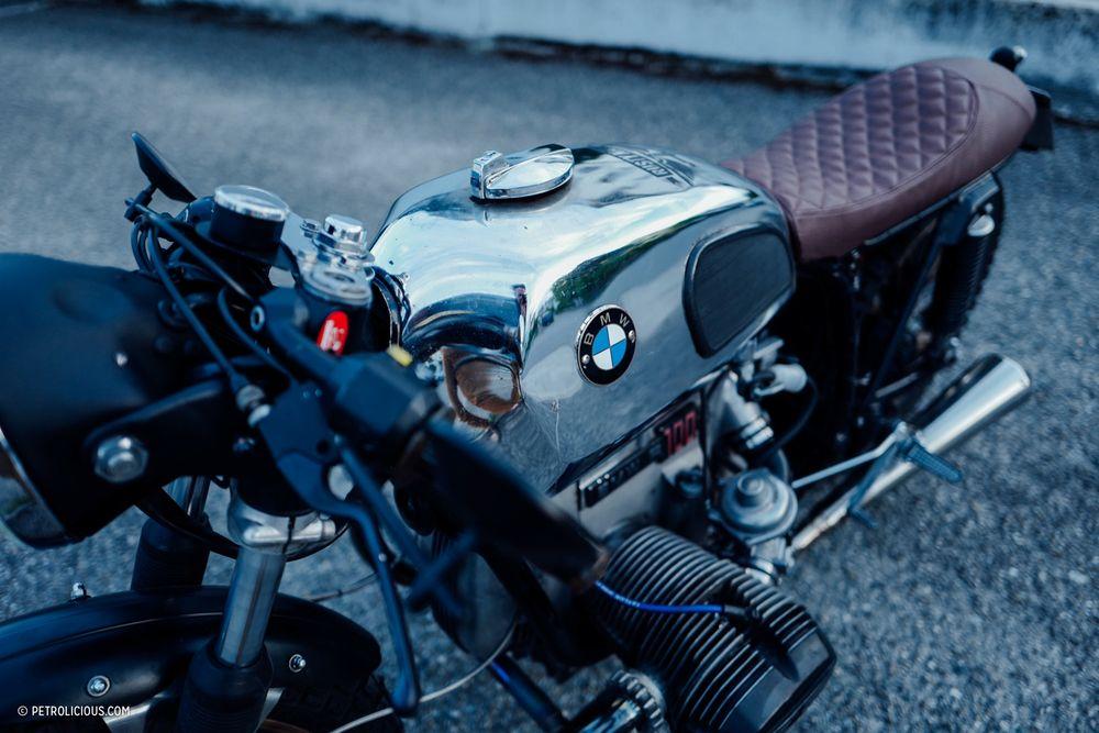 Bất ngờ dàn mô tô & xế cổ trong một gara nhỏ tại Munich