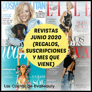 Noticias moda y belleza revistas femeninas junio