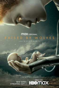 Raised by Wolves (2020) Season 1 Complete