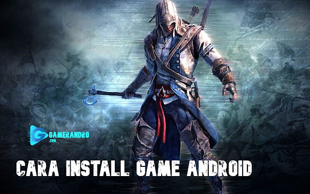 Cara Install Game Android