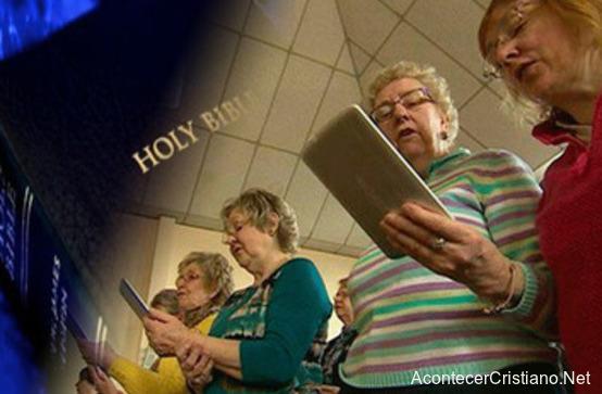 Usando Biblias digitales en la iglesia