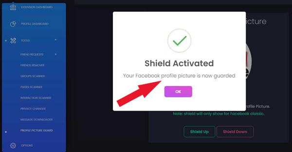 Cara Agar Profil FB tidak Bisa di Screenshot