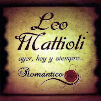 leo mattioli AYER HOY Y SIEMPRE ROMANTICO