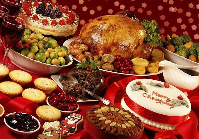 Γιορτές και διατροφή