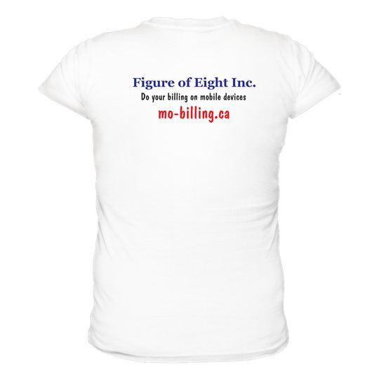 Mo-Billing Blog: Business cards, T-shirts
