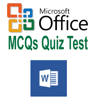 MCQs Quiz Tests Question Answers Objective Type