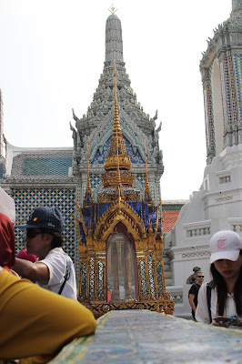 Sempat Melawat Mercu Tanda Yang Terkenal Di Bangkok, The Grand Palace