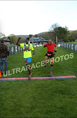 North Face Endurance Challenge, ultramarathon, ultrarunning, run, running, Bear Mountain