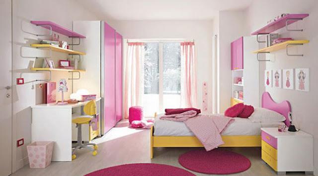 chambre coucher des filles