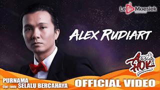 Lirik Lagu Purnama Selalu Bercahaya - Alex Rudiart