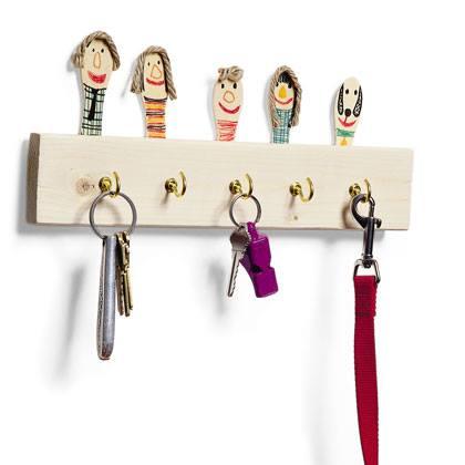 Family Key Keeper