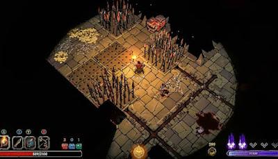لعبة CURSE OF THE DEAD GODS