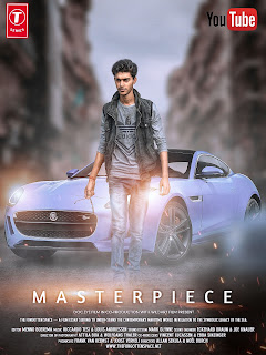 Masterpiece Smoke Effect Action Movie Poster Picsart Editing