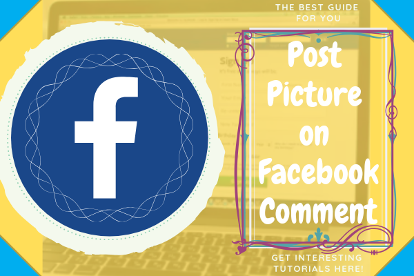 How To Add A Photo To A Facebook Comment<br/>