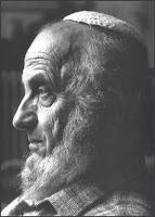 Emil Fackenheim in the 1980s