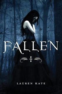 Fallen di Lauren Kate copertina