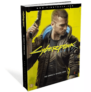 Cyberpunk 2077: The Complete Official Guide: Collector's Ed. $12 or Standard