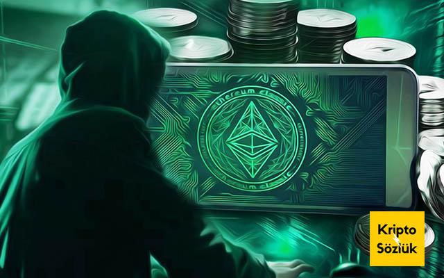 Hackerlar, Çaldıkları On binlerce ETH'yi Transfer Ediyor
