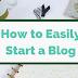 5 Steps To Start A Blog As A Freelancer