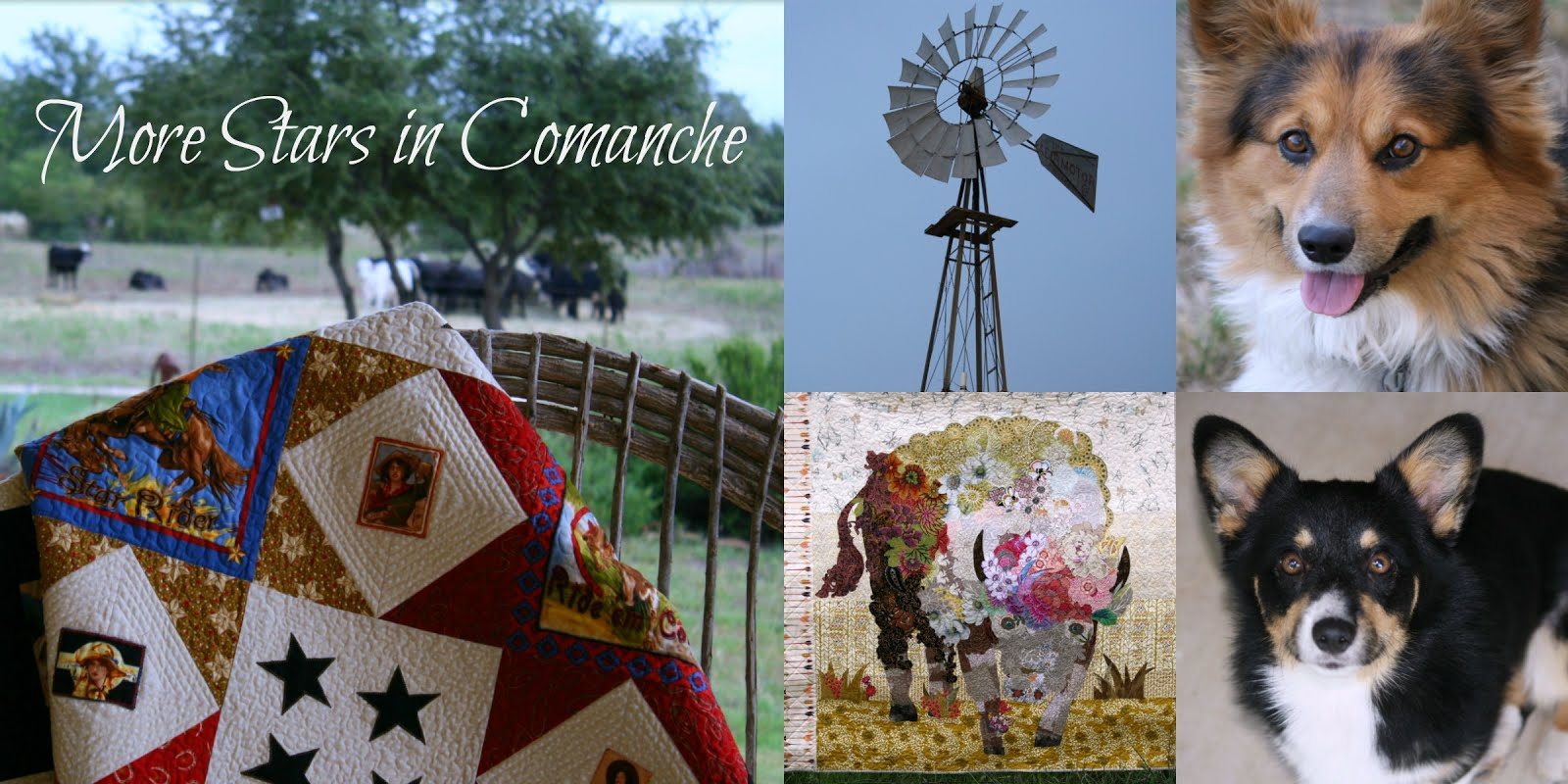 More Stars in Comanche