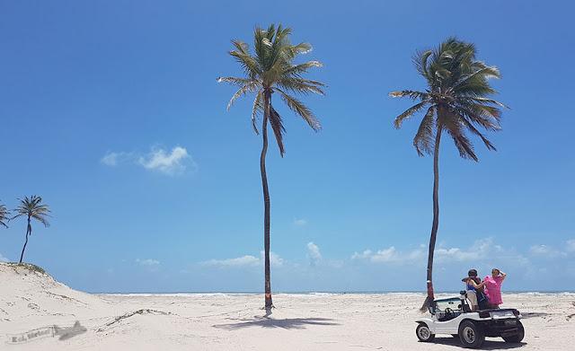 Dunas de Mangue Seco, Bahia