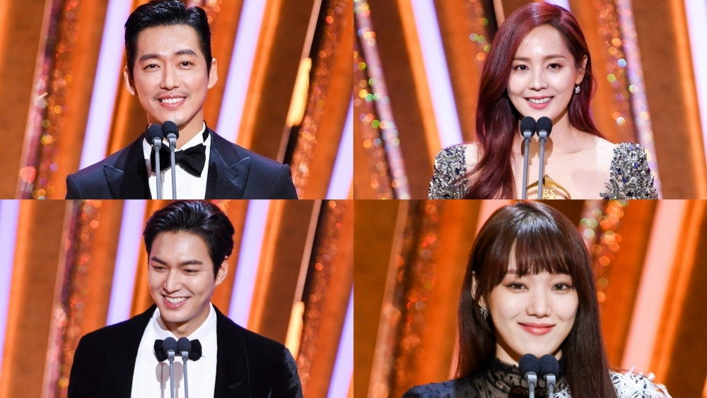 Here are The Winners of The '2020 SBS Drama Awards'